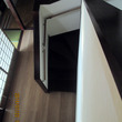 和室→洋室、階段周り