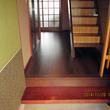 廊下床貼り替え・畳入替え工事