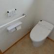 トイレ増築増築はねだし後内部改装