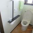 和式トイレから洋式トイレに改装、一部増築