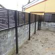 フェンス、サンルーム改装、脱衣室入口拡張、和室押入れをクローゼットへ